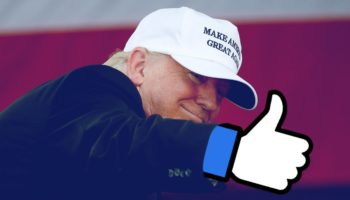 How Facebook Works For Trump