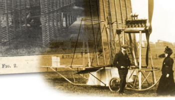 The First Airplane To Fly In England Was Absolutely Ridiculous Looking