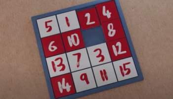 Why A Particular Combination In This Puzzle Is Mathematically Impossible