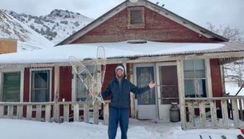 This Guy Spent His Life Savings On An Abandoned Ghost Town