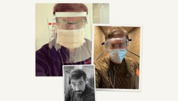 An ER Doctor's Diary Of Three Brutal Weeks Fighting COVID-19