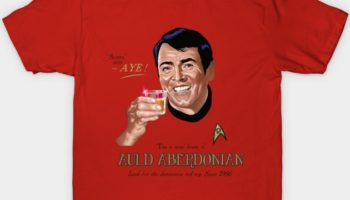 Been Eyeing These Exceptional Star Trek Tees? Right Now, They're 35% Off