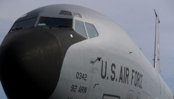 How A Tweak To A Military Plane's Windshield Wipers Could Save Millions Of Dollars