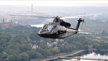 The Mysterious Case Of Customs And Border Protection's Unmarked S-76 Helicopters
