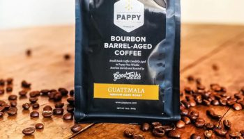 This Coffee Is Aged In Bourbon Barrels, And We Want It In Our Cups Right Now