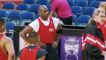 The Only Good Look Is Michael Jordan's '90s Practice Uniform