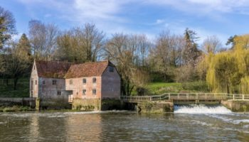 This 1,000-Year-Old Mill Has Resumed Production Due To Demand For Flour