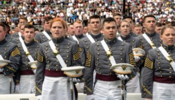 Trump Speech to Bring 1,000 West Point Cadets Back To Campus