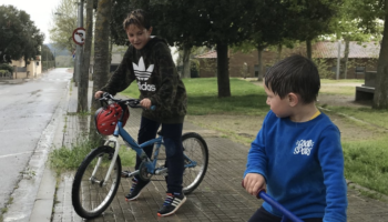 For The First Time In Six Weeks, Millions Of Children In Spain Can Play Outside Again