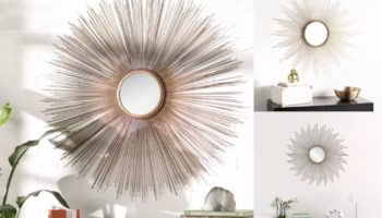 The Story Of The Sunburst Mirror, The World's Most Omnipresent Wall Decor