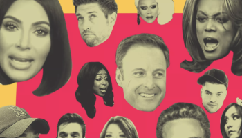 The Best Reality TV Character Bracket