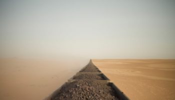 26 Hours On A Saharan Freight Train
