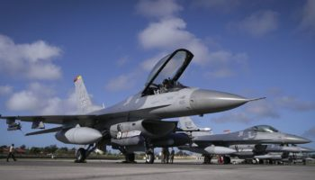How An F-16 Fighter Jet Accidentally Bombed Japan