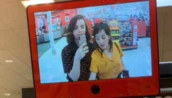 Queer Visibility And The Self-Checkout Camera