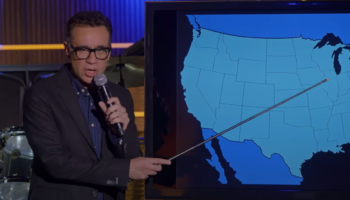 Fred Armisen Nails An Uncanny Impression Of Every North American Accent You Can Think Of