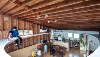 This Japanese Home Has A Giant Hole In The Living Room — By Design