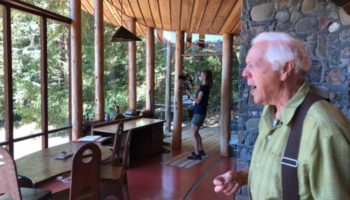 Man Explains How He Lived Off The Grid In Northern California For 50 Years