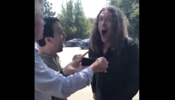 The Sweet, Wholesome Moment When 'Weird Al' Yankovic And Lin-Manuel Miranda Found Out At The Same Time They Got Walk Of Fame Stars