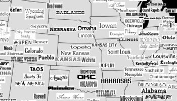 The United Fonts Of America