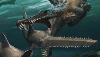 Bizarre Spinosaurus Makes History As First Known Swimming Dinosaur
