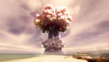 This VR Simulation Of A Nuclear Blast Will Wake You Right Up