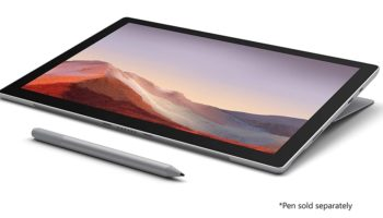 The Surface Pro 7 Is A Marvelous Machine For Creatives