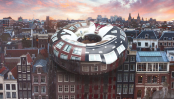 Amsterdam Is Now Using The 'Doughnut' Model Of Economics. What Does That Mean?