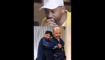 Will Smith Reunites With The 'Fresh Prince Of Bel-Air' Cast And Gives An Emotional Tribute To James Avery As Uncle Phil