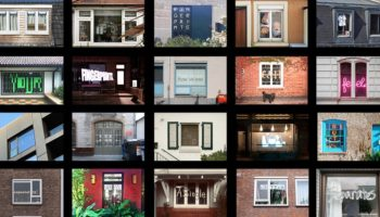 Here's A Short Film About Spreading A Message Of Hope From 62 Different Windows During The Coronavirus Pandemic