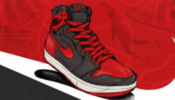 How Nike's Air Jordan 1 Became The Sneaker King