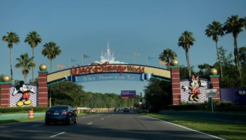Man Arrested For Camping On Abandoned Disney World Island