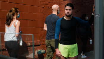Run 100 Miles, 100 Times, In 100 Weeks. Now In A Brooklyn Apartment