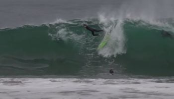A Supercut Of Brutal Surfing Wipeouts At Newport Beach's Famed 'Wedge'