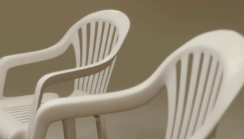 How This White Plastic Chair Conquered The World
