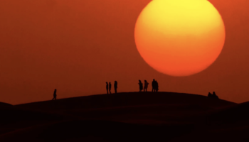 Sahara-Like Heat Could Blanket A Third Of The World By 2070
