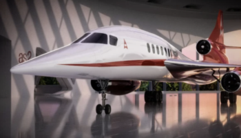 Inside The Race To Launch The First 'Boomless,' Carbon-Neutral Supersonic Jet