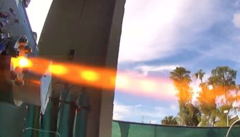 World-First 'Impossible' Rotating Detonation Engine Fires Up