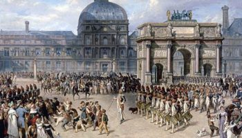 The Louvre Has Survived Wars, Uprisings And, Yes, A Plague