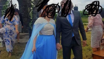 A Wedding-Shaming Facebook Page Hated On My Dress