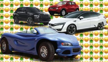The Ugliest Cars Of The 2010s