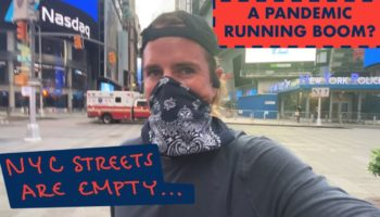 What It's Like To Be A Runner During The Coronavirus Pandemic In New York City
