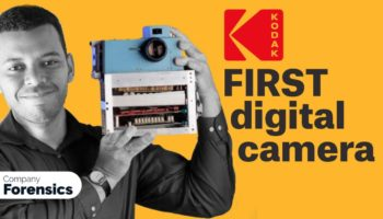 How Kodak Snatched Defeat From The Jaws Of Victory With Its Invention Of The Digital Camera