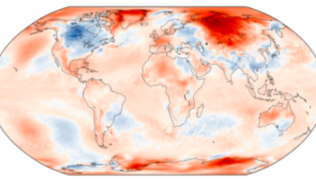 Why It's Chilly In Parts Of US While The World Cooks