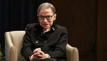 Justice Ruth Bader Ginsburg Released From Hospital After Being Treated For Gallstones