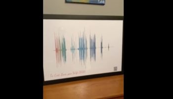 Man Brought To Tears By Sound Wave Of Beloved Uncle's Final Voicemail