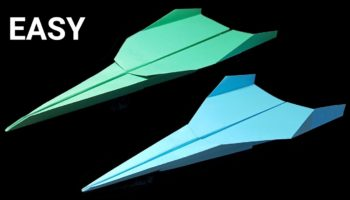 Here Are Easy Ways To Make A Paper Airplane That Flies Far