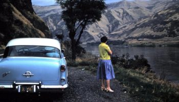 The Great American Road Trip — In Mid-Century Kodachrome