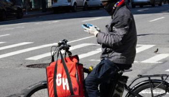 Struggling Restaurants Paid Record Fees To Grubhub During The Pandemic