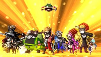 One Of The Wii U's Best Games Is Coming To Switch
