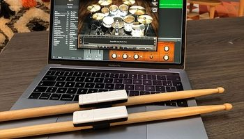 Drummers Rejoice! You Can Practice On Any Surface With This Innovative Kit